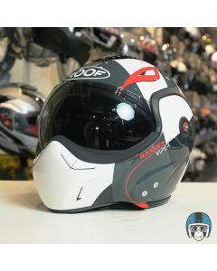 ROOF RO9 Boxxer Viper White/Black/Red