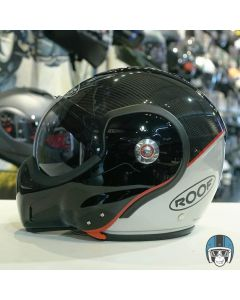 ROOF RO9 Boxxer Carbon Silver