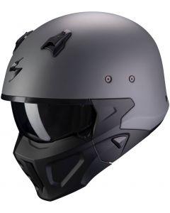 Scorpion Covert-X Solid Matt Cement Gray