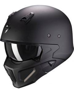 Scorpion Covert-X Solid Matt Black