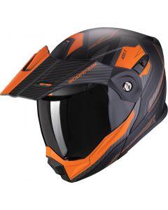 Scorpion ADX-1 Tucson Matt Black/Orange
