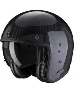 Scorpion Belfast Carbon Solid Black