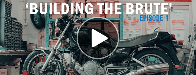 Building the Brute 01