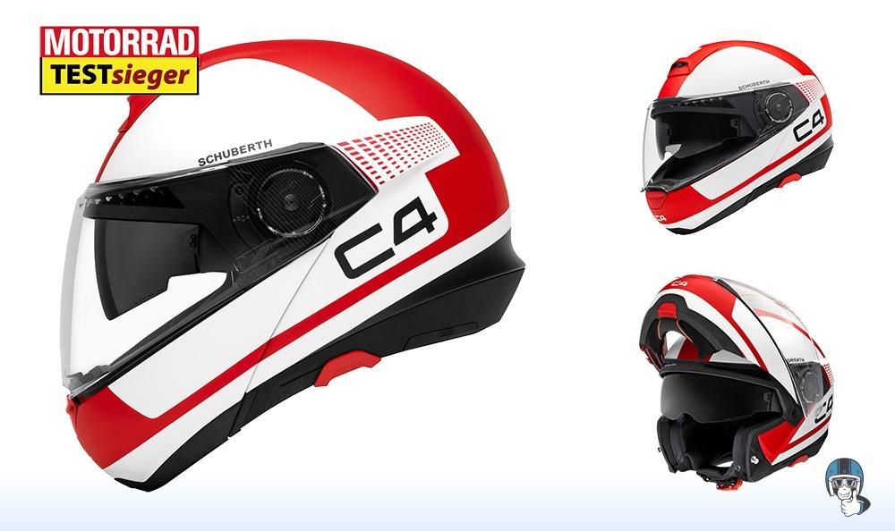 Motorradhelm test | Schuberth E1 Modular Helmet Review