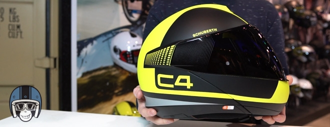 05c4a626 Schuberth C4 specifications