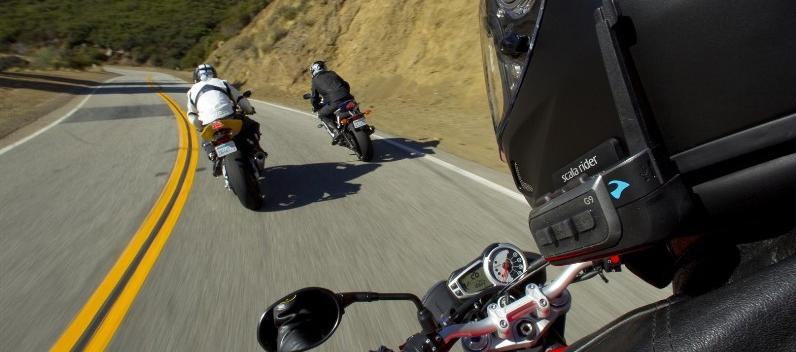 motorcycle communication systems